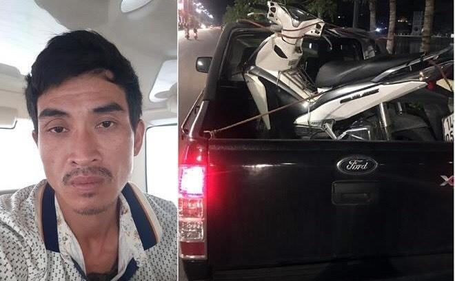 Dùng súng chống trả công an Quảng Ninh khi bị phát hiện cướp xe máy