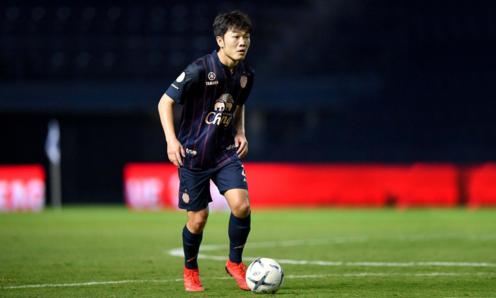 """Lương Xuân Trường nhận danh hiệu """"Bàn thắng đẹp nhất tháng 5"""" ở Thai League"""