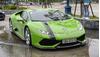 Đại gia Nam Định mang siêu xe Lamborghini Huracan hàng chục tỷ dự Car Passion 2019