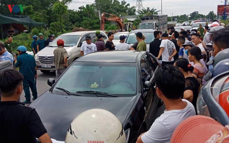 Đại ca giang hồ huy động đàn em bao vây xe công an đã bị bắt khẩn cấp 2
