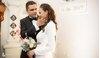 Những hình ảnh hạnh phúc của MC Mai Phương trong lễ cưới
