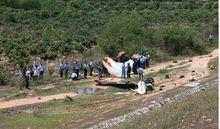 Đề xuất thăng quân hàm cho 2 phi công trong vụ rơi máy bay