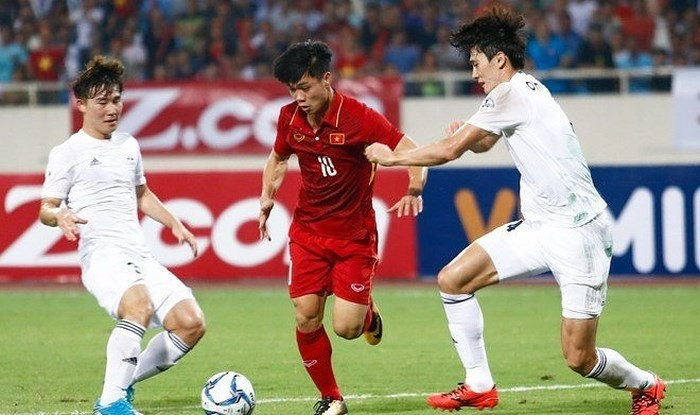 Đội tuyển Việt Nam nguy cơ nằm cùng bảng với đội tuyển Hàn Quốc ở vòng loại World Cup