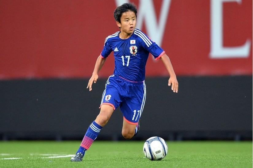 Messi Nhật Bản khiêm tốn khi được so sánh với tiền đạo người Argentina?