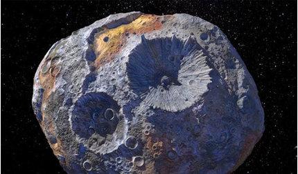 NASA lên kế hoạch chinh phục hành tinh kim loại trong thời gian tới