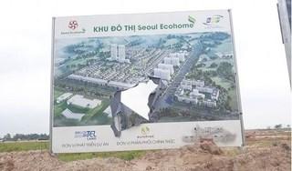 Hải Phòng: Dự án Tràng Duệ - Seoul Ecohome chưa đủ điều kiện pháp lý vẫn rao bán rầm rộ