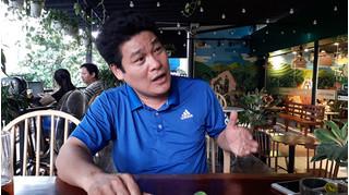 Người gọi Giang '36' ra vây xe công an ở Đồng Nai: 'Tôi nghĩ mình đâu làm gì sai'