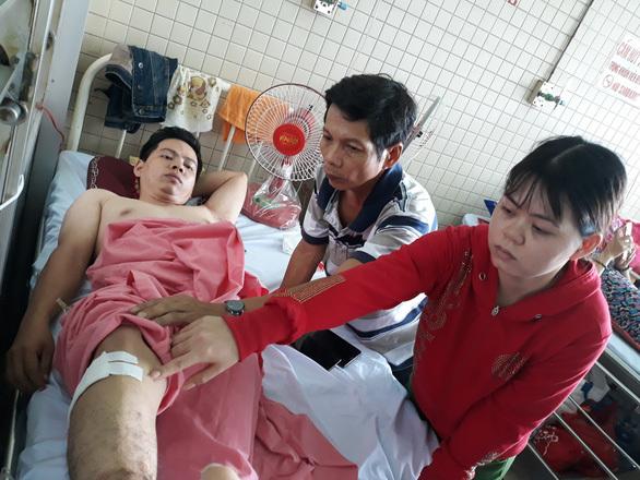 TP HCM: Bác sĩ khoan nhầm cẳng chân của bệnh nhân gãy đốt sống ngực