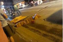 Truy tìm xe tải cán chết bé gái 6 tuổi rồi bỏ chạy