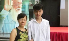 Con trai nữ lao công bị ô tô 'điên' tông tử vong đỗ trường Lương Thế Vinh