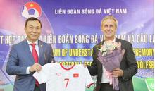 Đội tuyển Việt Nam sắp được so tài với CLB mạnh của Đức?