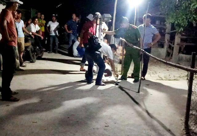 Công an lên tiếng việc 'gọi mà không đến' vụ truy sát 3 cha con ở Quảng Nam
