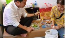 Bị chê phát tướng, Trường Giang ăn uống kham khổ để giảm cân