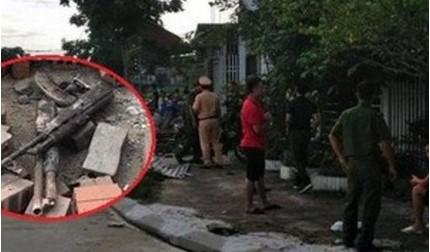 Quảng Ninh: Hai nhóm côn đồ mang theo súng hỗn chiến giữa ban ngày