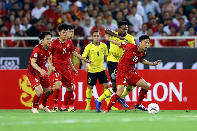 Đội tuyển Malaysia quyết phục hận Việt Nam ở vòng loại World Cup