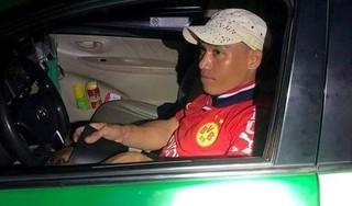 Bình Dương: Nghẹt thở truy đuổi đối tượng dùng dao cướp taxi