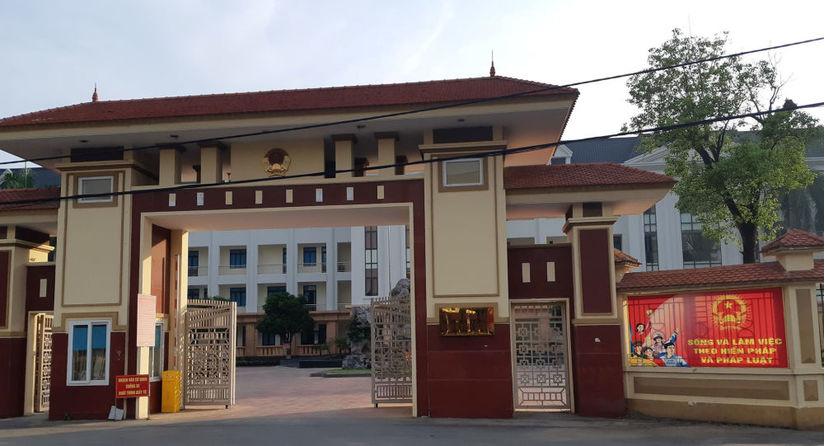 Vụ đoàn thanh tra Bộ xây dựng mới về Vĩnh Phúc: Huyện lo không còn hồ sơ cung cấp
