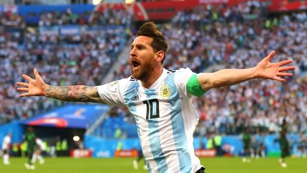 Tiền đạo Messi tin tưởng đội nhà sẽ đi tiếp ở Copa America