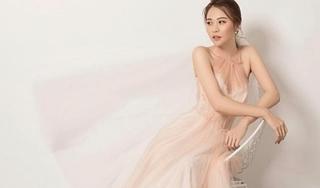 Hé lộ 1 trong 9 mẫu váy cưới siêu đẹp của Đàm Thu Trang