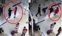 Ba đối tượng hành hung nhân viên hàng không ở sân bay Thọ Xuân lĩnh án