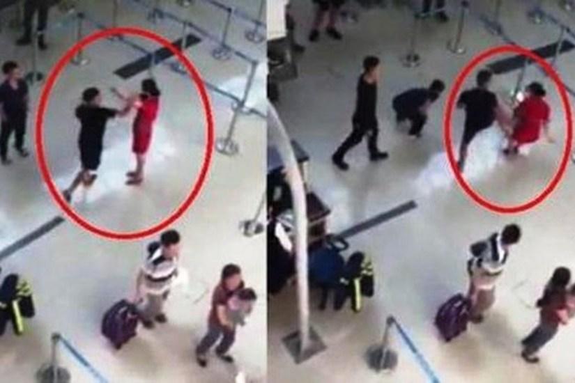 Ba đối tượng hành hung nhân viên hàng không vì từ chối chụp ảnh lĩnh án