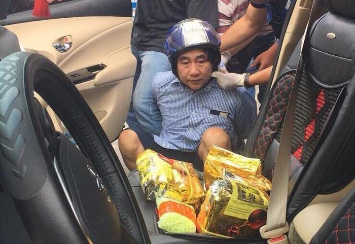 Việt kiều cầm đầu đường dây ma túy từ Campuchia về TP.HCM