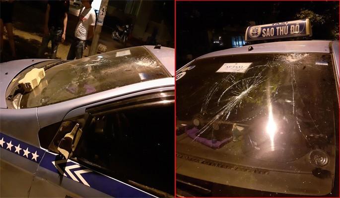 Tài xế taxi bị khách nước ngoài đánh hội đồng vì cho rằng bị 'chém'