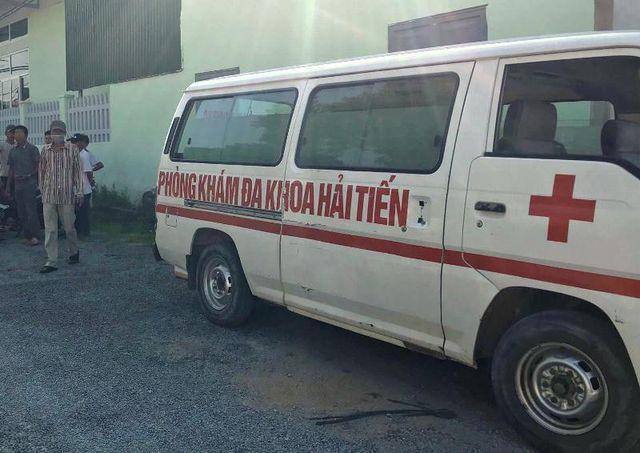 2 du khách chết đuối thương tâm ở biển Hải Tiến, Thanh Hoá