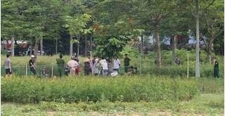 Danh tính thi thể người đàn ông được phát hiện trong công viên ở Thanh Hóa