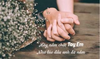 Người Tân Hiệp Phát yêu: Hãy nắm chặt tay em như lúc đầu anh đã nắm