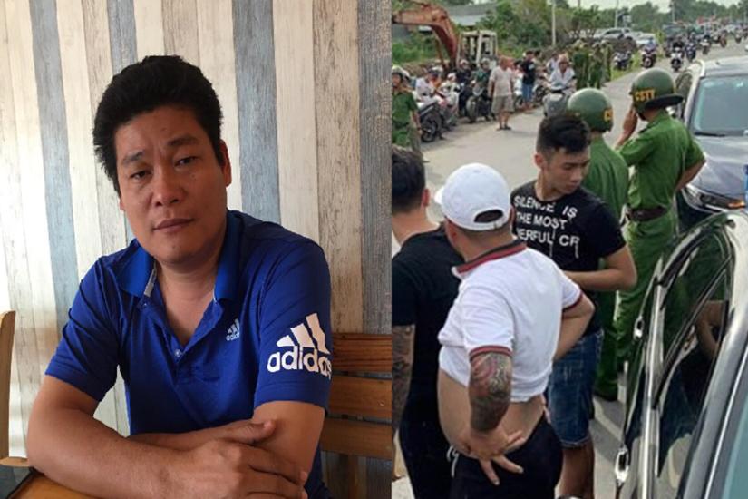 Vụ giang hồ vây xe công an: Chủ doanh nghiệp bị bắt là đại biểu HĐND