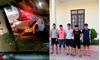 Xác định kẻ chỉ đạo 5 thanh niên ném vỡ kính xe khách ở Thanh Hóa