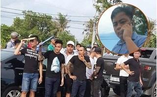 Khởi tố 3 bị can chặn xe chở công an Đồng Nai