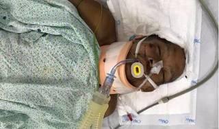 Bệnh viện Xanh Pôn thông báo tìm người thân cho bệnh nhân bị TNGT nặng