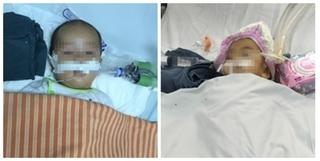 Bé 7 tháng nhập viện trong tình trạng nguy kịch do dùng thuốc cam