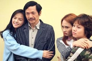 Về nhà đi con đóng máy, NS Trung Anh xúc động kể về 3 cô con gái Thu Quỳnh, Bảo Thanh, Bảo Hân