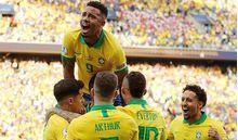 Xác định các cặp đấu tứ kết Copa America