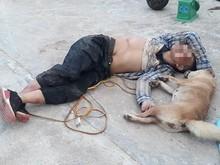 'Cẩu tặc' đánh toác đầu chủ nhà khi bị bắt quả tang