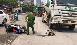 Nam sinh dự thi THPT Quốc gia bị xe bồn tông chấn thương nặng