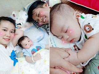 Mong chờ mòn mỏi, cặp vợ chồng Nam Định có được con nhờ...xem thời sự trên ti vi