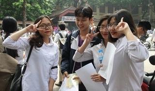 18 thí sinh bị đình chỉ trong ngày thi thứ 2 kỳ thi THPT Quốc gia 2019