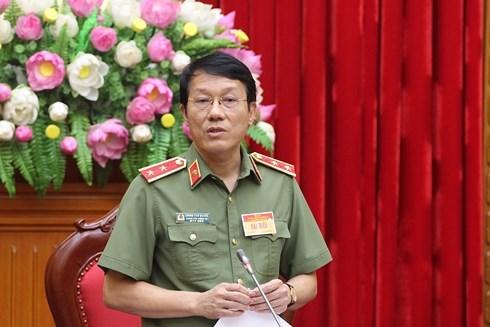 Bộ công an chỉ đạo điều tra vụ đoàn Thanh tra Bộ Xây dựng vòi tiền ở Vĩnh Phúc
