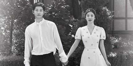 Song Hye Kyo: 'Chuyện gì không thể giải quyết được thì hãy buông tay'