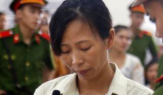 Người đàn bà bán cá giết bạn ở Bắc Giang xin được chết tại tòa