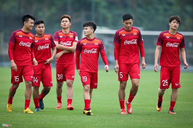 Đội tuyển Việt Nam bị đẩy xuống vị trí thứ 97 trên bảng xếp hạng
