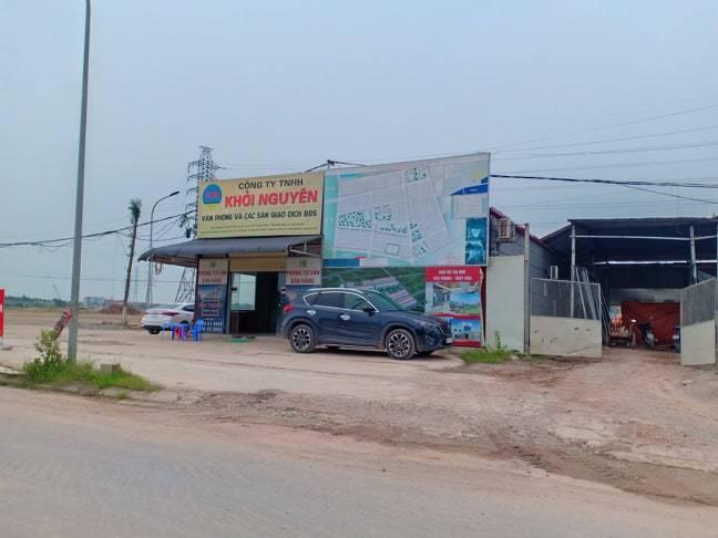 Dự án khu đô thị mới Yên Trung – Thuỵ Hoà1