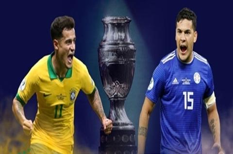 Mèo tiên tri dự đoán về trận tứ kết Copa America giữa Brazil và Paraguay