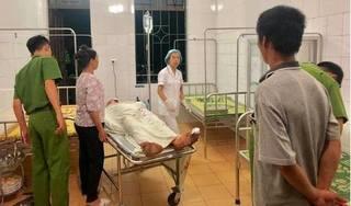 Nam Định: Mâu thuẫn cá nhân, nam thanh niên bị chém trọng thương