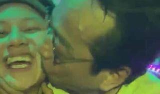 NSND Hoàng Dũng lên tiếng về bức ảnh hôn nữ diễn viên trẻ Bảo Hân