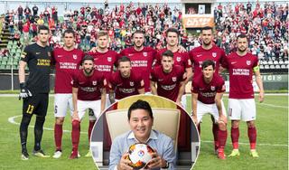 Tỷ phú người Việt quyết cùng đội nhà tiến xa tại Champions League